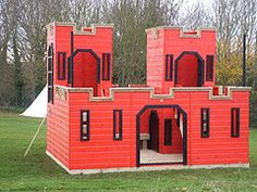 Large Play Castle