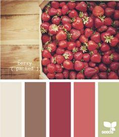 Colores, en lugar del verde el celeste
