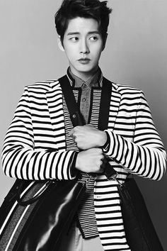 Park Hae Jin for The Star Magazine March 2014