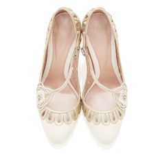 Stunning New Spring 2015 Bridal Shoes from Emmy London - Phoenix