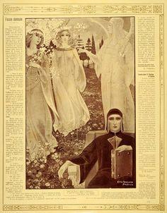 Ezio Anichini's Vita Nuova. 1921.