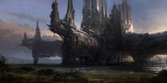 Don't miss our selection of artworks made by Jonas De Ro, a belgian artists currently concept artist at MPC