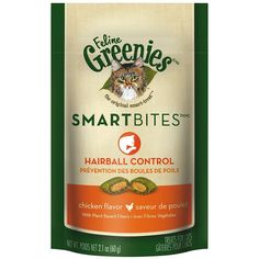 GREENIES SmartBites Cat Treats * Click image to review more details. (This is an affiliate link and I receive a commission for the sales)