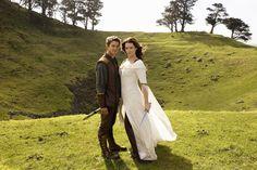 Richard and Kahlan - Legend of the Seeker #fantasy