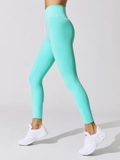 HIGH RISE 7/8 LEGGING IN DIAMOND COMPRESSION Fitness Outfits, Workout Attire, Sports Leggings, Workout Tops, Crop Tops, Diamond, Stylish, Clothes, Women
