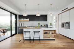 Langham 44 kitchen.