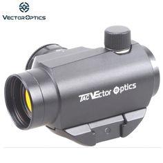 Vector Optics Maverick 1x22 Tactical Compact Red Dot Sight Scope with Quick Release QD Mount