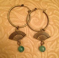 BoHo Exotic earrings