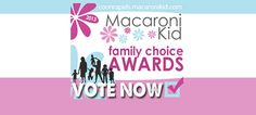 Macaroni Kid Family Choice Awards - Vote Here! | April | 2013 | Blaine MN