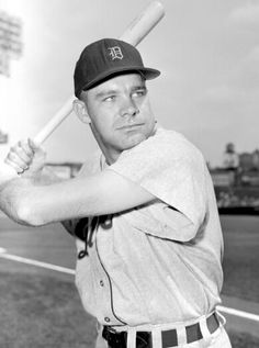Harvey Kuenn debuted with the Detroit Tigers in 1952 and he was Rookie of the year the following season.