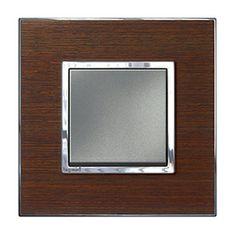 Arteor Switch Push-button Wenge Style