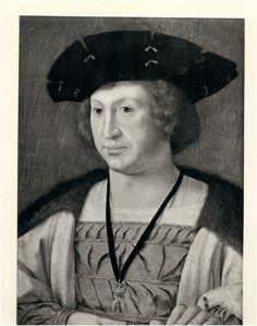 Geschilderd portret van Floris van Egmond, graaf van Buren, baron van Cranendonck 1521. Bezoek ook eens onze Facebookpagina! https://www.facebook.com/Regionaal.Historisch.Centrum.Eindhoven.RHCe?fref=ts