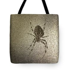 Golden Cross Spider Tote Bag by Sverre Andreas Fekjan. The tote bag is machine… Bag Sale, Spider, Reusable Tote Bags, Tapestry, Awesome, Men, Design, Hanging Tapestry, Tapestries