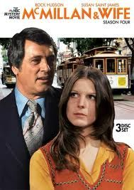 McMillan & Wife - I remember my Mum watching this show and I liked it too!