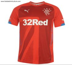 Get the New Glasgow Rangers Kids (Boys Youth) Third Jersey 2014 – Now  Available from the Soccer Box Store. 291aadfda