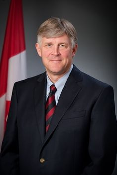 Malcolm Brown – Deputy Minister of Public Safety Canada