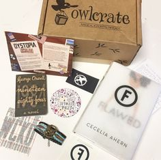 DixieDollsGlow - Subscription Box News & Reviews: April 2016 OwlCrate Review & Coupon