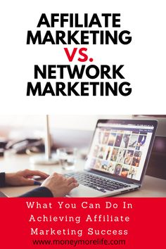 What You Can Do In Achieving Affiliate Marketing Success - Money more life Marketing Program, The Marketing, Affiliate Marketing, How To Better Yourself, Improve Yourself, Make Money Online, How To Make Money, Affiliate Partner, Multiple Streams Of Income