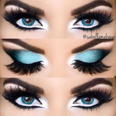 While selecting your eyeliner styles, make sure that you have taken into consideration all the necessary factors, the eye color and shape, skin tone etc.