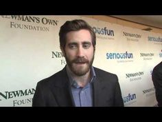 Jake Gyllenhaal on why he attended A Celebration of Paul Newman's Dream at the SeriousFun Children's Network Gala. #SeriousFun