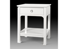 Copy Cat Chic: Bungalow 5 Harlow Side Table