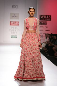 Pia Pauro Wills Lifestyle India Fashion Week A/W 2014