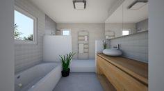 Roomstyler.com - ensuite Room, How To Plan, Ensuite, Bathroom, Bathtub