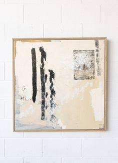 Spray Paint On Canvas, Diy Canvas Art, Canvas Frame, Beige Art, Neutral Art, Neutral Tones, Light Art, Colour Field, Abstract Wall Art