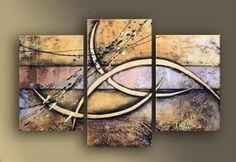cuadros para oficinas abstractos
