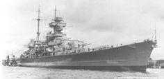 Battle Cruiser Prinz Eugen