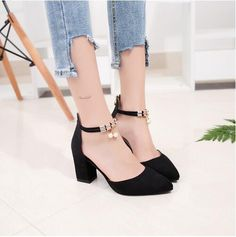 Women Shoes Pointed Toe Pumps Dress Shoes High Heels – Ozzy Bella All Great Apparel