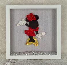 Disney's Minnie Mouse Button Art Frame   eBay