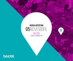 Non perdetevi la nuova apertura di Milano in viale Umbria 66!