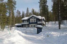 Aakenus in Levi, Lapland Cabins, Skiing, Villa, Popular, Bedroom, House Styles, Outdoor, Home, Decor
