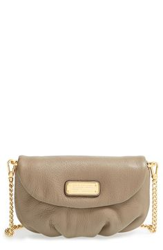 MARC+BY+MARC+JACOBS+'New+Q+-+Karlie'+Crossbody+Flap+Bag+available+at+#Nordstrom