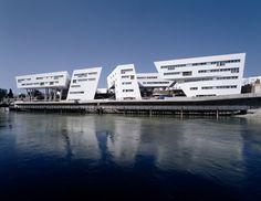 Spittelau Viaducts Housing Project, Vienna - Cerca con Google
