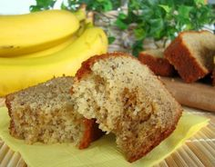 Best Banana Bread Ever I used coconut oil in place shortening and  Greek yogurt  in place of sour cream. Love this recipe