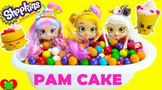 *NEW* Shopkins Pam Cake Shoppie Doll with Toy Genie Surprises. Pam Cake is the latest Shoppie Doll to join the Shopkins doll collection. Shopkins Girls, New Shopkins, Shopkins Cake, Disney Girls, Toy Chest, Princess Peach, Lunch Box, Dolls, Bedroom