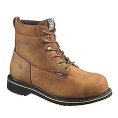 """Wolverine """"Foster DuraShock"""" Boots in Brown"""