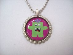 Monster Necklaces
