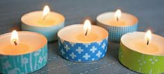Easy Diwali DIY diyas, decoration and tea lights   Mommygyan   Parenting blog in India