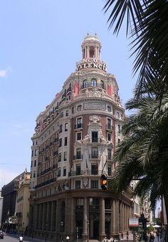 Banco de Valencia, Valencia, Spain