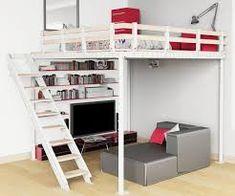6 Seriously Stylish Loft Beds for Adults #Loft #Beds #for #Adults Tags: loft beds for adults twin, loft beds for adults full size, loft beds for adults, loft beds for a girl, best loft beds for adults