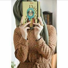 Casual Hijab Outfit, Hijab Chic, Stylish Hijab, Hijab Dress, Muslim Girls, Muslim Women, Girly Dp, Hijab Dpz, Modern Hijab Fashion