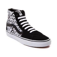Vans Sk8 Hi Deco Geo Skate Shoe Zapatos De Moda 08bd80de112