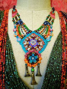 ~ Hippie Chic ~ by AowDusdee, via Flickr