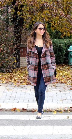 Casual Plaid  www.mytrendyheart.com