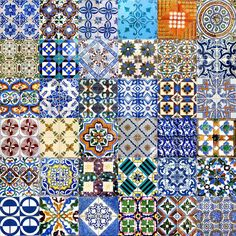 Traditional Portuguese Tiles                                                                                                                                                                                 More