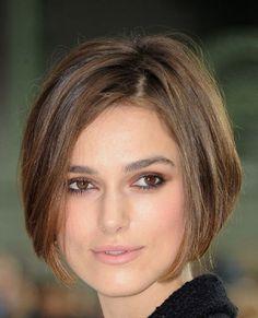Keira's new hair cut