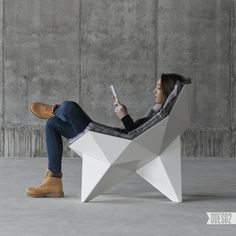 Lounge Chair Q1 design by ODESD2